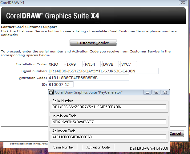 Corel Draw X4 Crack Serial Key Full Get Free Here