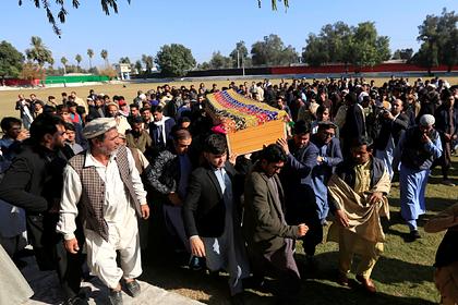 Журналистку изАфганистана застрелили попути наработу