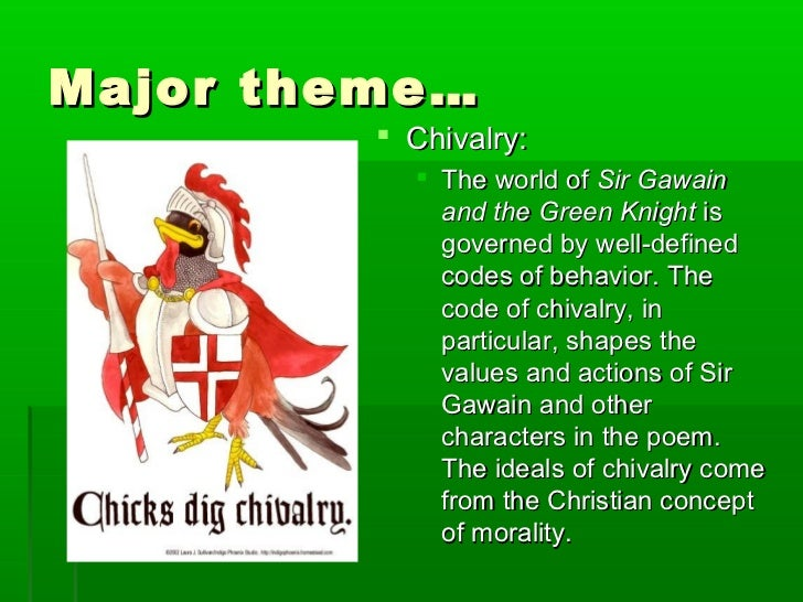 Literary Analysis Essay Sir Gawain Green Knight