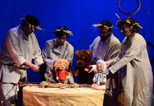 Правительство выделило 220млнрублей наподдержку детских икукольных театров