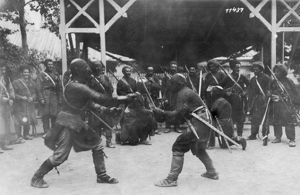 Хевсуры: главные тайны рыцарей Кавказа