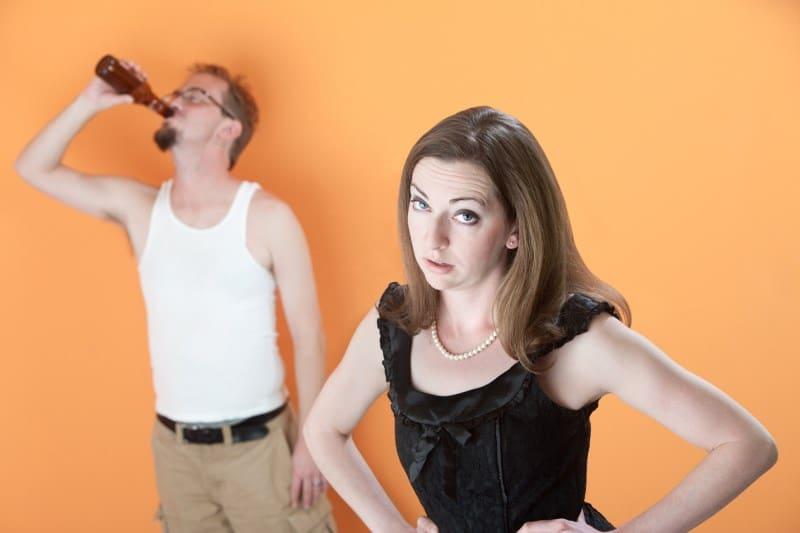 Как правильно вести себя с мужем после запоя