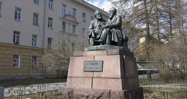 Историк, музыкант, Карл Маркс иФридрих Энгельс— 10маявистории Карелии