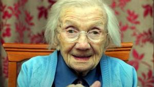 111-летняя женщина поделилась секретами долголетия