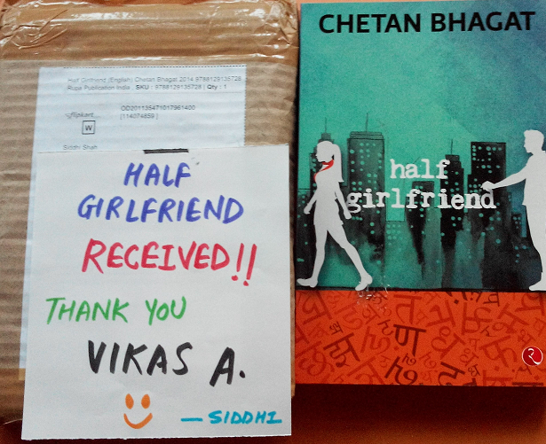 Half Girlfriend by Chetan Bhagat - Free PDF Download