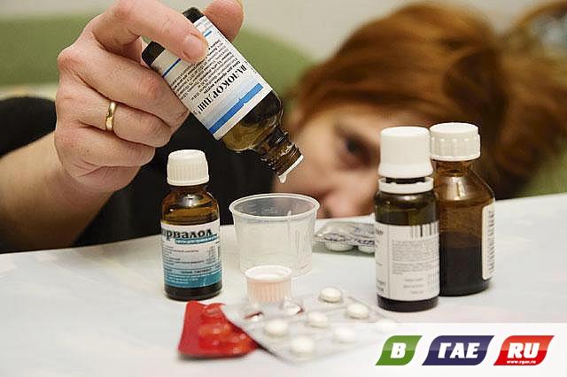 Лекарственные средства после запоя
