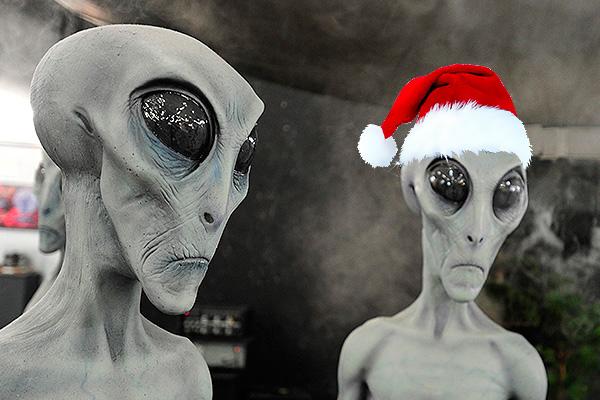 что поздравление с новым годом от инопланетян сценка предназначен