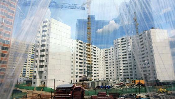 В Москве за 9 месяцев ввели в строй 1,7 млн квадратов жилья