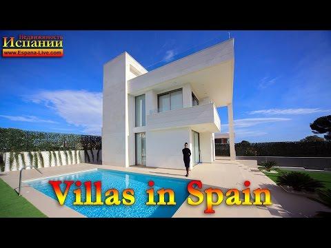 Обзор недвижимости в испании
