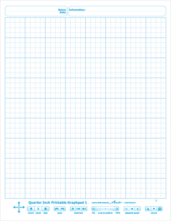 Custom Graph (Customgraphcom) - Custom Graph Paper