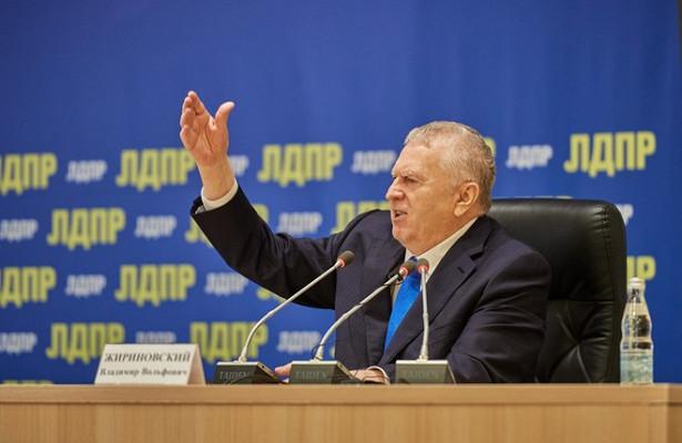 Жириновский прокомментировал протесты вСША