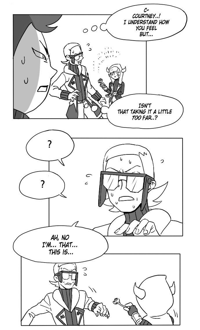 Dating a magma grunt comic