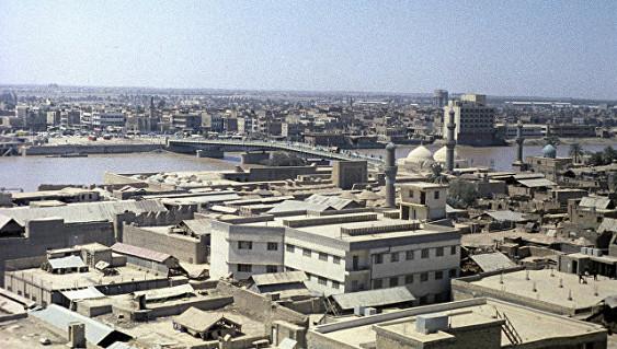 Встолице Ирака произошел теракт, погибли 9 человек