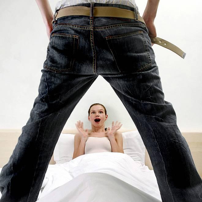 Если у мужчины плохая эрекция