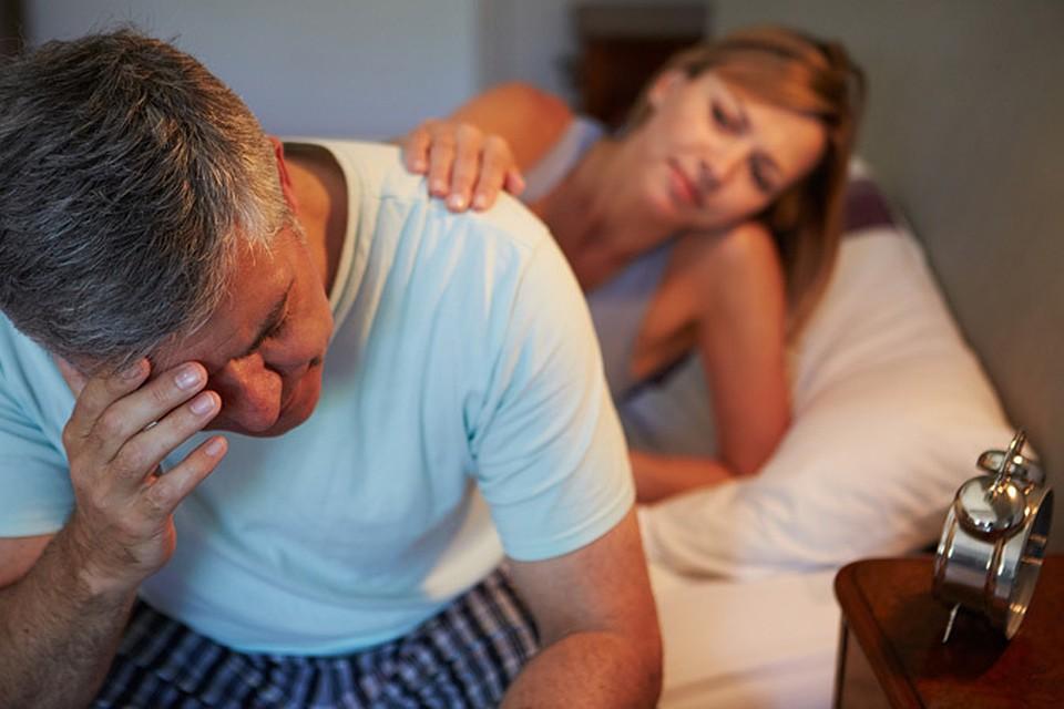 Что мужчины принимают для эректильной дисфункции