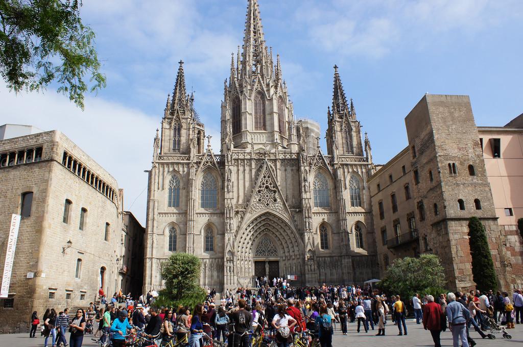 Barcelona frauen kennenlernen