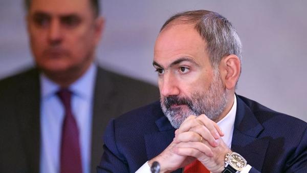 Пашинян уволил главного контрразведчика