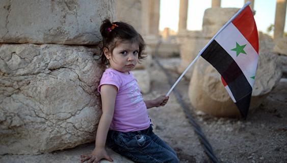 АвиацияРФ иСирии отбила атаки боевиковИГ отПальмиры
