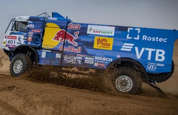 Каргинов стал победителем китайского этапа ралли «Шёлковый путь»
