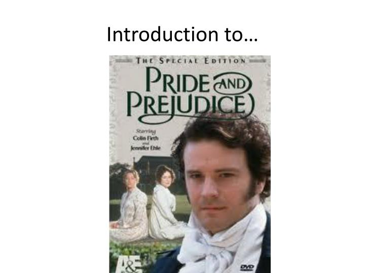 Write my pride and prejudice research paper topics