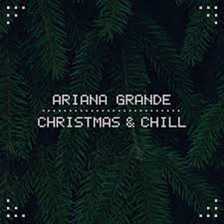 Ariana grande christmas album release date