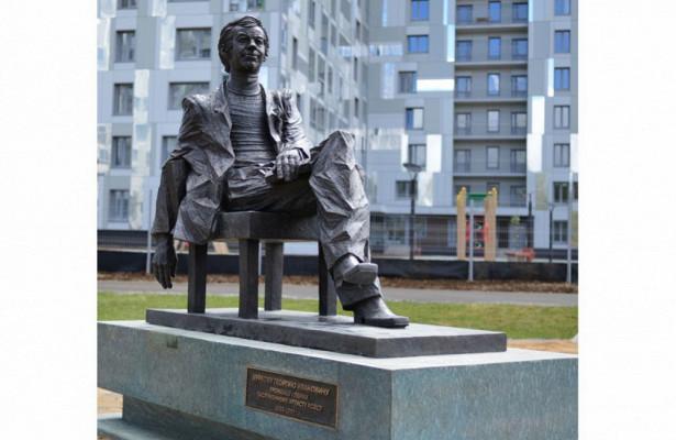 Единственный вРоссии памятник Георгию Буркову установили вПерми