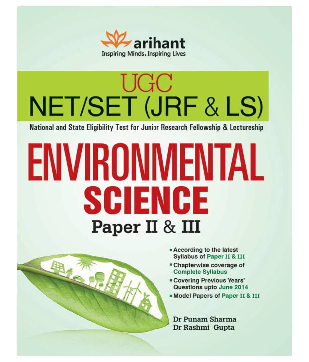 Environmental science research paper topics