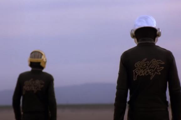 Культовый дуэт Daft Punk объявил ораспаде