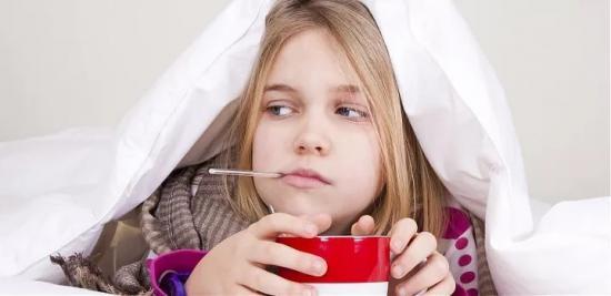 У ребенка болит горло и кашель - Кашель у ребенка