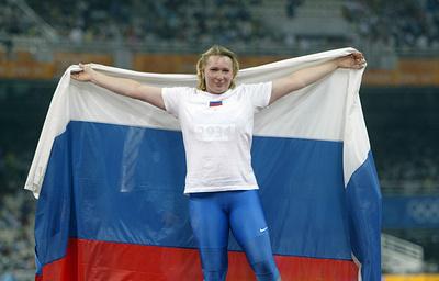 Чемпионка ОИ-2004 Садова избрана главой нижегородской федерации легкой атлетики