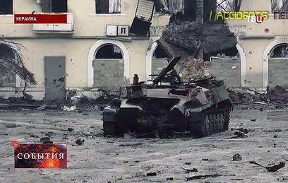 ЛНРготова вновь отвести вооружения вопреки здравому смыслу