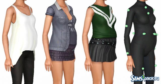 Одежду Для Симс 3 В Формате Sims3pack