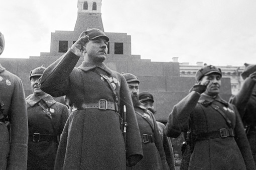 140летназад родился маршал Ворошилов