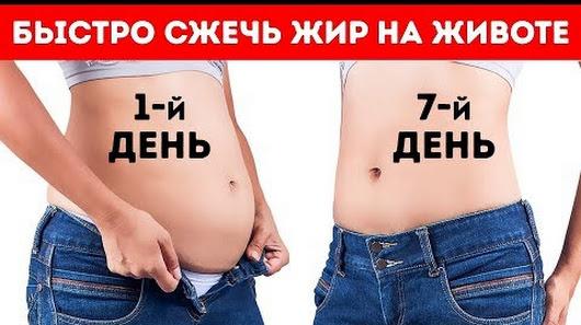 Как быстро похудеть без диет и дома