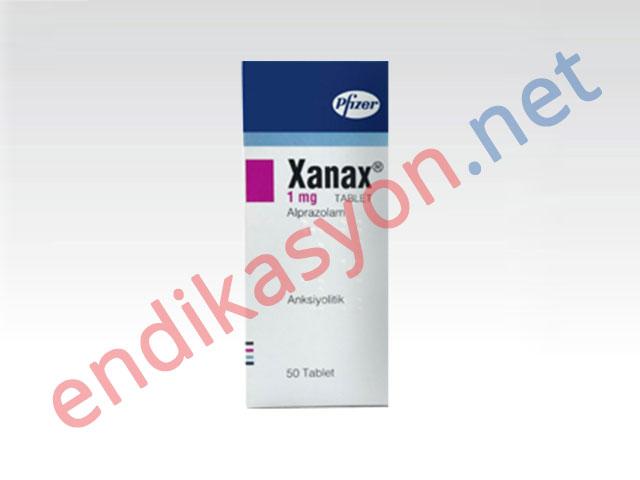 Xanax ilacı fiyatı