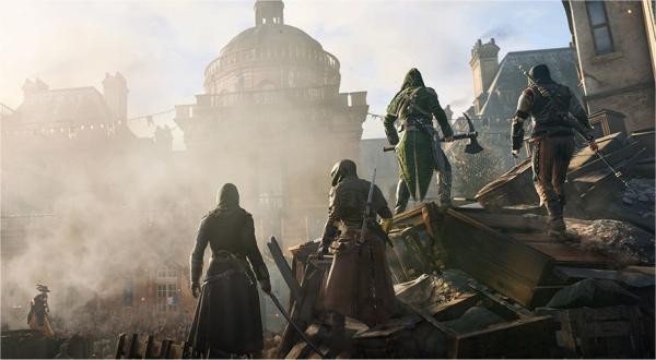 Game Fix Crack: Assassin's Creed: Unity v10 All No