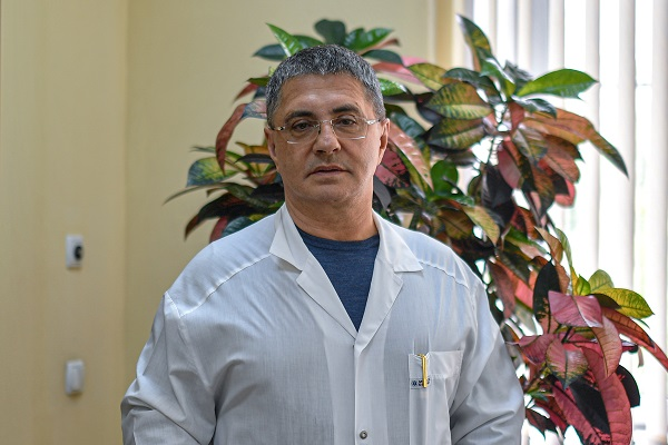 Мясников объяснил первое заражение новым птичьим гриппом вРФ