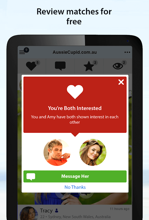 Top tien dating sites in Australië