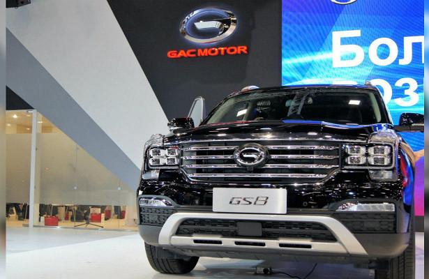 ВРФможет появиться ещеодин китайский автозавод
