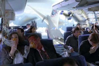 Спасатель раскрыл способы выжить впадающем самолете