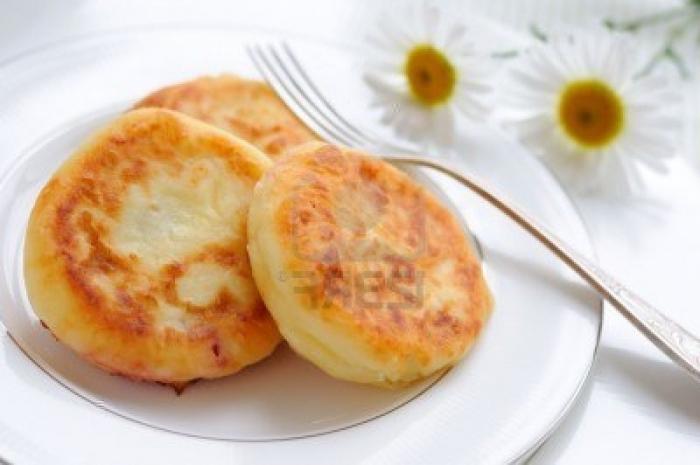 Сырники с манкой рецепт с фото пошагово