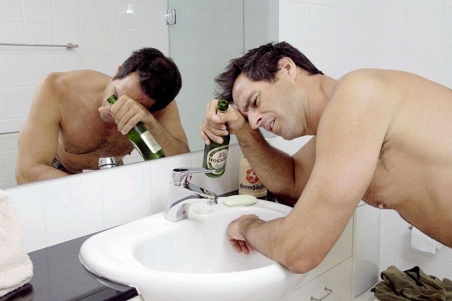 Как убрать похмелье быстро после запоя в домашних условиях