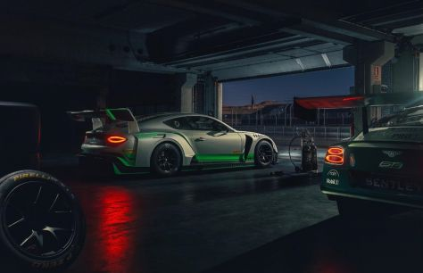 Bentley Motorsport объявляет состав пилотов насезон-2018