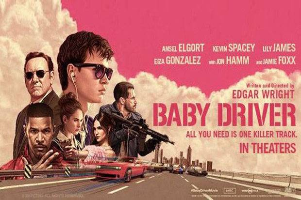 Baby Driver (2017) Full Movie Online Watch And