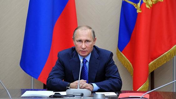 Украина направит ноту протеста из-за поездки В.Путина вКрым