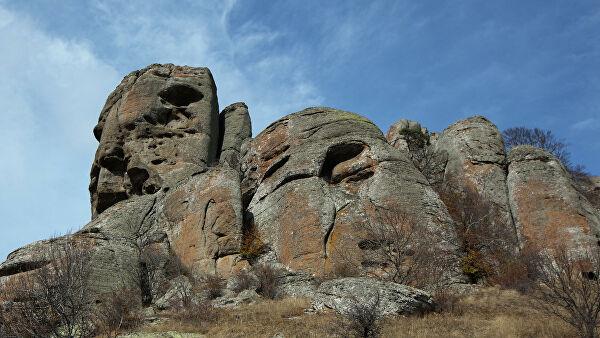 ВКрыму обнаружили древний склеп