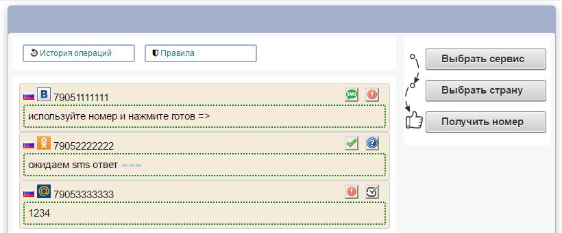 Виртуальная номер телефона в россии