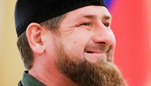 Кадыров сообщил Путину оликвидации боевиков вЧечне