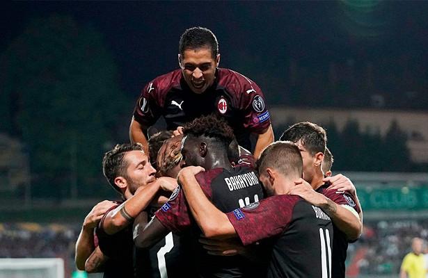 «Милан» вымучил победу вЛюксембурге, Виллиан— просто монстр. Обзор Лиги Европы