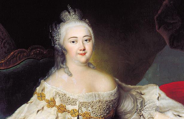Елизавета Петровна— первая модница империи